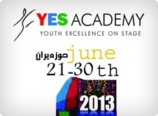 Yes Academy Iraq 20-30 June